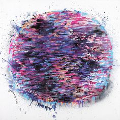 Spheres : TANC #grafitti #abstract #paint #painting #spray