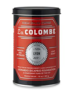 La Colombe Nizza Coffee #packaging #coffee