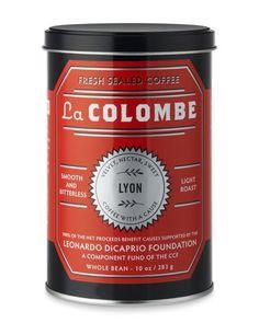 La Colombe Nizza Coffee #packaging #coffee