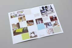 KentLyons :: Home #layout #design #brochure