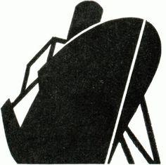 GMDH02_00041 | Gerd Arntz Web Archive #icon #identity #icons #logos