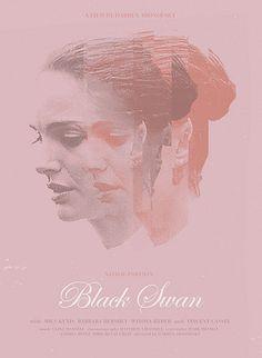 Black Swan by Sam Smith, Minimal Movie Posters