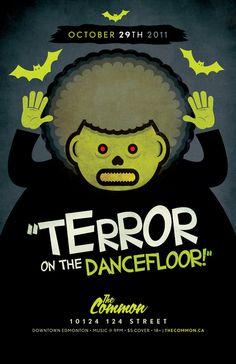 TERROR ON THE DANCEFLOOR