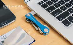 KeySmart – Compact Key Holder #tech #flow #gadget #gift #ideas #cool