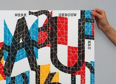 Niessen & de Vries – Work #nautic #design #graphic #poster #amsterdam #typogr