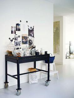 Vosges Paris home by debi treloar #interior #design #decor #deco #decoration