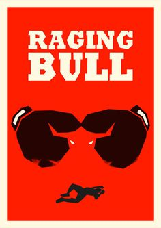RAGING BULL - product imagesof #movie poster #raging bull #rocco malatesta