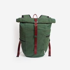 Image of Manaslu / Green #design #backpack #product #canvas #green
