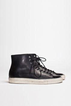 Buttero   Tanino High Leather Black | TRÈS BIEN