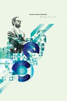 Tyrone Drake Graphic Design #poster #typography