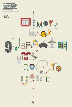 Museum of Childhood Memory Back Guarantee #poster #museum