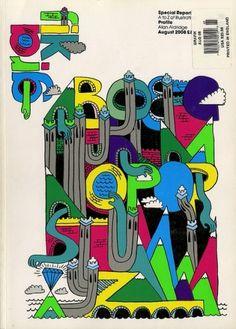 All sizes | Grafik: Issue 165 | Flickr - Photo Sharing! #grafik #design #graphic #avant #cover #garde #magazine