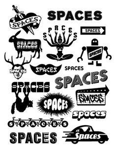 FFFFOUND! | Travis Brown #logos #typography