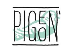 Pigeon' #fuzzco #illustration #pigeon #watermark