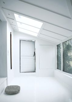 Vedbæk House I by Norm.Architects. #entryway #minimalist #normarchitects