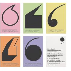 Purpose » Simon Beattie – Stationery #type #colour #identity #stationery