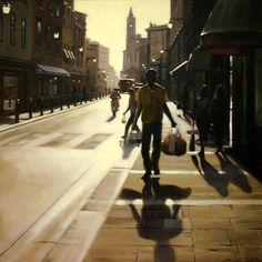 Street Paintings by Daniel Uytterhaeghe
