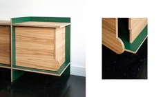 SIDEBOARD DAKA - made by David Boon