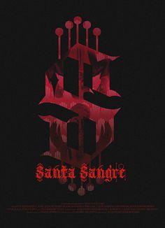 Santa Sangre by Mergs | Reelizer #poster