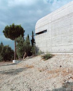 Art Warehouse in Greece10 #concrete #building #architecture #greece