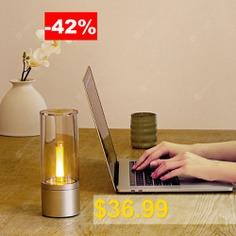 Yeelight #YLFW01YL #Smart #Atmosphere #Candela #Light #( #Xiaomi #Ecosystem #Product #) #- #WARM #WHITE #LIGHT