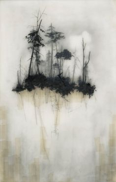 Brooks Shane Salzwedel - BOOOOOOOM! - CREATE * INSPIRE * COMMUNITY * ART * DESIGN * MUSIC * FILM * PHOTO * PROJECTS #blackwhite #tree #photo #illustration #forest