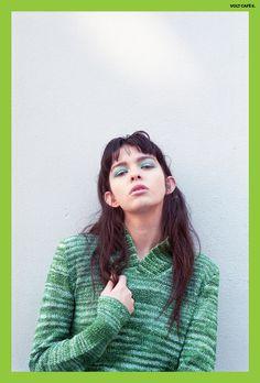 GREEN | Volt Café | by Volt Magazine #volt #cafe #photography #voltmag #fashion #stylist #editorial #magazine