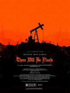 there_will_be_blood_movie_poster_rolling_roadshow_2010_olly_moss.jpg (Image JPEG, 1200x1600 pixels) - Redimensionnée (57%) #blood #will #there #minimal #vintage #poster #be #olly #moss