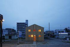 Plain Wooden House