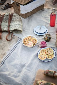 Portugal Beach Picnic | Flickr - Photo Sharing! #picnic #food