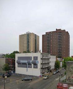 New Escif Street Art In Barcelona, Denmark and Montreal