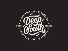 Deep South Badge by Wells