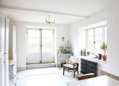 light locations sitting room