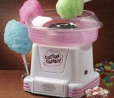 Nostalgia Electrics Cotton Candy Maker #gadget
