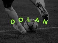Dolan logo by Branch #logo #logotype #brandidentity #identity #Branch