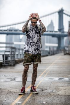 what do i wear:Sean Risley(image:Â onabbotkinney) #tattoo