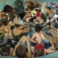 Panda Bear: Person Pitch » Sleevage » Music, Art, Design. #panda #cover #music #bear #animal