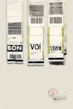 Expedia 3 #airline #tags #ogilvy