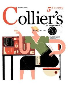 FFFFOUND! | illostribute.com | investigation through interpretation #cover #illustration #design #retro