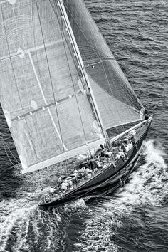 Sail it like you stole it. #sailins #wind #experience #ship #sea