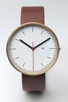 Uniform Wares #minimal #watch #uniform wares