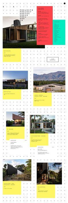 Glamuzina Architects - Mindsparkle Mag - Glamuzina Architects is an Auckland based practice established in 2014 whose website is awarded as