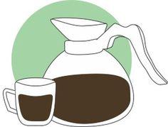 DESIGN- Coffee #design #retro #illustration #coffee #logo