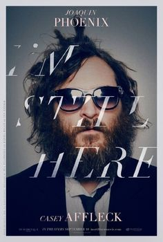 Photos from I'm Still Here #typography #photography #movie poster