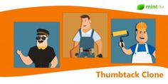 Create an everlasting service marketplace website with Thumbtack Clone Script