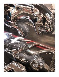 #viscom #düsseldorf #fair #jaguar #texture PHOTOGRAPHIE © [ catrin mackowski ]