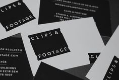 Clips & Footage by Holmkvist Creative and Face 37 #film #branding