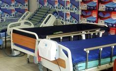 Katlanabilir Hasta Yatakları