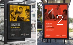 Campus Sup Ardenne - Naming & brand design on Behance