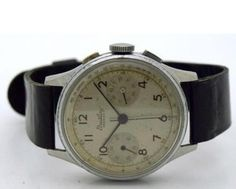 Breitling Chronograph Watch #analog #dial #mechanical #piece #time #watches